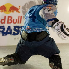 Fotografie - crashed ice