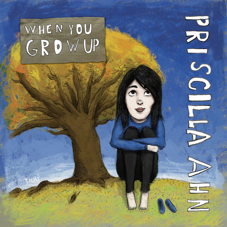 Priscilla Ahn - Grow up (2) - Grafika - Bam_Kanye